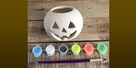 Children's Halloween Pumpkin Painting tickets
