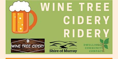 Wine Tree Cidery Ridery tickets