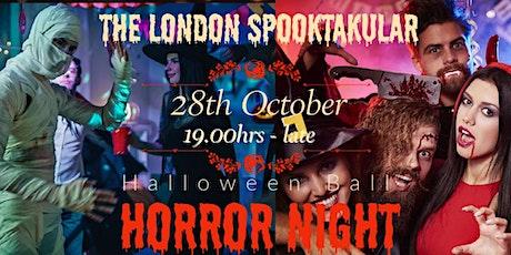 London Spooktakular tickets