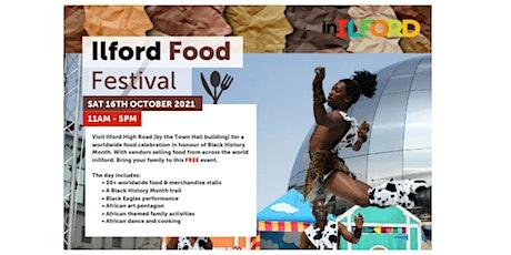 Ilford Food Festival tickets