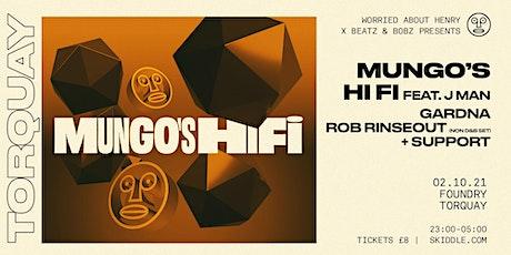 Mungo's Hi Fi tickets