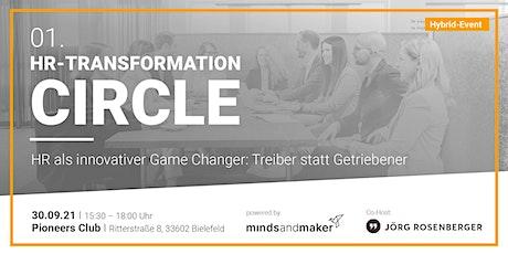 HR-Transformation Circle - by mindsandmaker Tickets