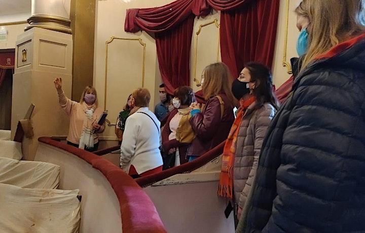 Imagen de OBRA ABIERTA: Visitas guiadas al Teatro Municipal de Bahía Blanca