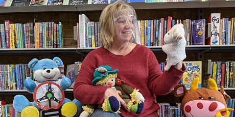 Rhymetime at Bridgemary Library tickets