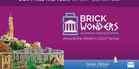 Brick Wonders in LEGO® tickets