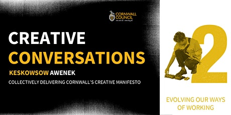 Creative Conversations: Creative Hubs II (Face-to-face) tickets