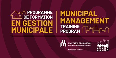 Gestion municipale : Leadership, travail d'équipe et communication billets
