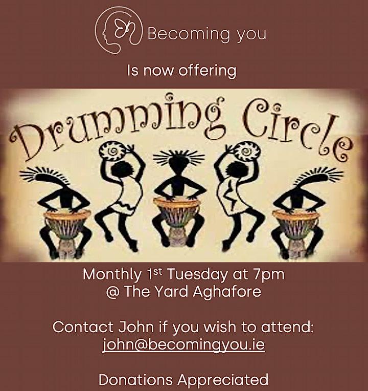 Monthly Shamanic Drumming Cirlce image