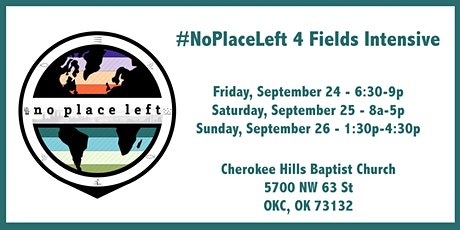 OKC  #NoPlaceLeft 4 Fields Intensive Training tickets