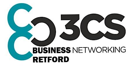 3CsRetford Networking Event tickets