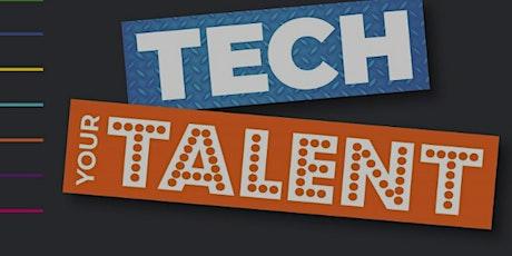 Tech your Talent Haarlem en omgeving, januari 2022 tickets