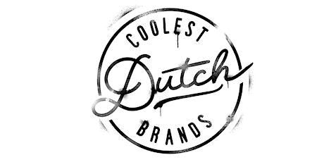 Coolest Dutch Brands Finale 2020 tickets