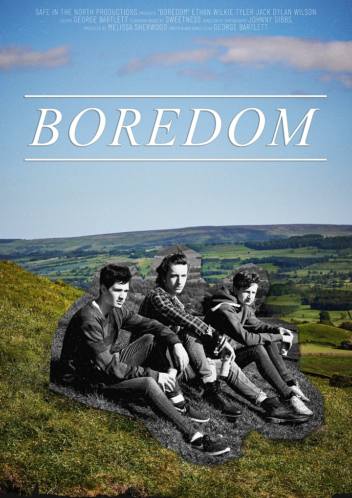 'Boredom' by George Bartlett 24-hour screening premiere event image