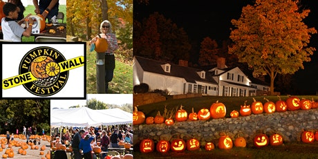 Stone Wall Pumpkin Festival, Presented by Genisys Credit Union tickets