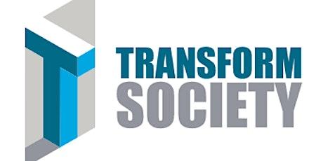 Transform Society Sector Inspiring Event Tickets