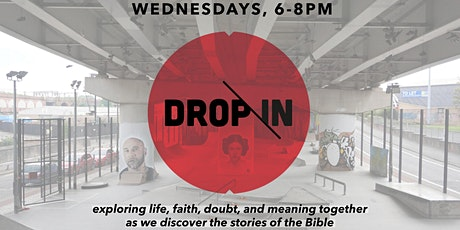 Drop In: studying the Bible at Projekts Skatepark tickets