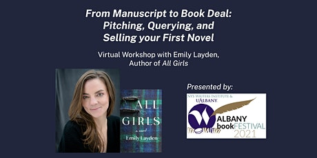 From Manuscript to Book Deal: Pitching, Querying & Selling your First Novel tickets
