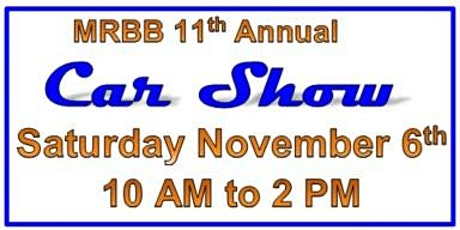 Marvin Ridge Band Boosters 11th Annual Car Show tickets