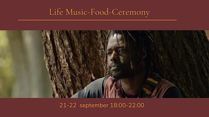 Afbeelding van Edzy Frequency Life Music-Diner-Ceremony