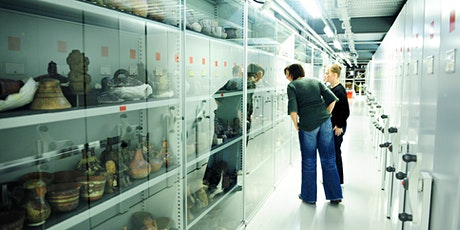 Members' Spotlight: Behind the Scenes at the Collection Centre tickets