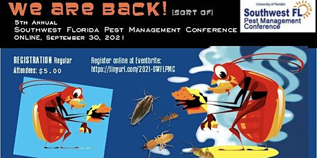 5th Annual Southwest Florida Pest Management Conference - ONLINE tickets