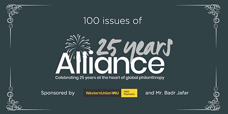 Virtual livestream event: 100 issues of Alliance tickets