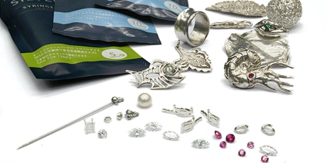 Hands-on Jewellery Workshop: Creative Silver Modelling Techniques tickets