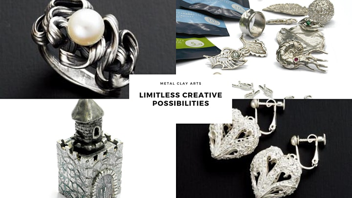 Hands-on Jewellery Workshop: Creative Silver Modelling Techniques image