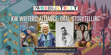 KW Writer's Alliance: Oral Storytelling tickets