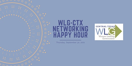 WLG-Central Texas Networking Happy Hour tickets