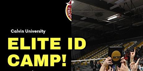 Calvin University Elite ID Volleyball Camp 2021 tickets