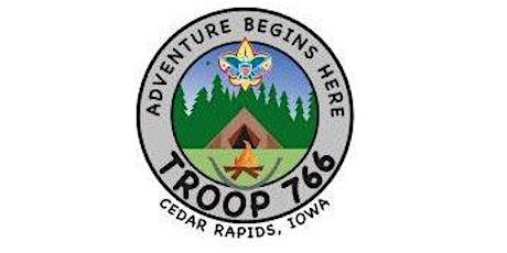 Troop 766 Eastern Iowa Honor Flight Welcome Home tickets