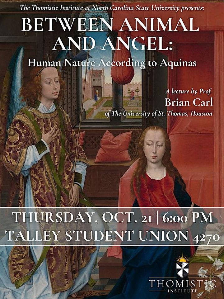 Between Animal and Angel: Human Nature According to Aquinas image