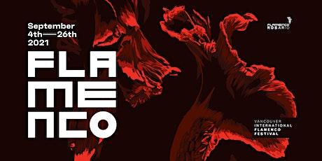 Vancouver International Flamenco Festival 2021 - livestream tickets tickets
