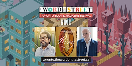 Ring: A Conversation with André Alexis tickets