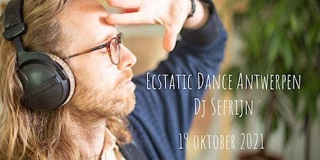 Ecstatic Dance Antwerpen * Dj Sefrijn (NL) tickets