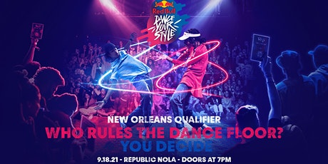 Red Bull Dance Your Style: New Orleans tickets