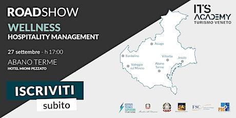 ROADSHOW ITS Academy Turismo Veneto - Abano Terme (PD) biglietti