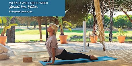 Flow YOGA | Special World Wellness Week edition tickets