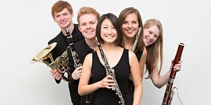 Benson Young Artists Concert – Magnard Ensemble – wind...