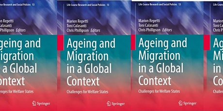 Ageing and Migration Status: Book Club tickets