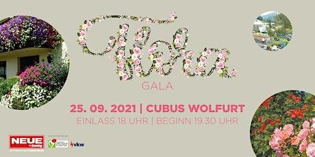 Flora Gala 2021 -  Ein Event der NEUE am Sonntag Tickets