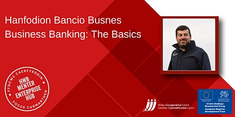 Hanfodion Bancio Busnes   Business Banking: The Basics tickets