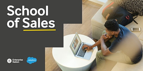 School of Sales: What's your evidence? Creating a compelling proposition tickets