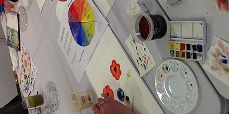 An Introduction to Watercolour Painting (2 weeks) tickets