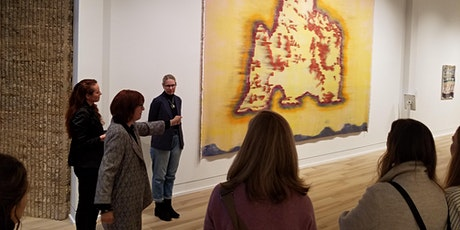 Curator Led Tour of Exhibitions tickets