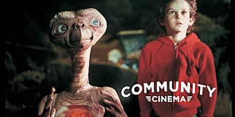 E.T. the Extra-Terrestrial (1982) - Community Cinema & Amphitheater tickets