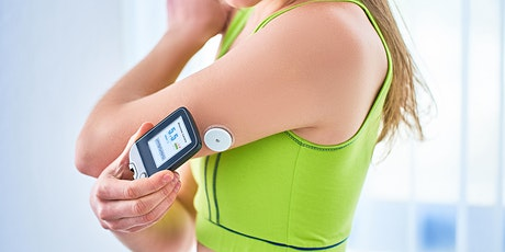GP Event - Using continuous glucose monitoring to personalise your diet tickets