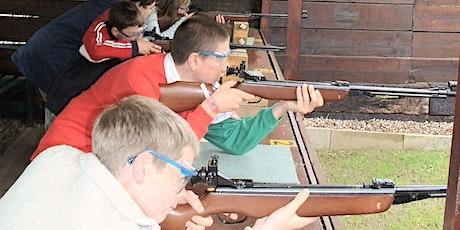 NSRA Youth Proficiency Scheme Tutor's Diploma (Air Gun) tickets