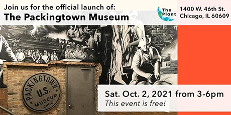 Packingtown Museum  Launch tickets